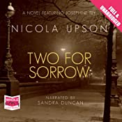 Two for Sorrow: Josephine Tey Series, Book 3 | Nicola Upson