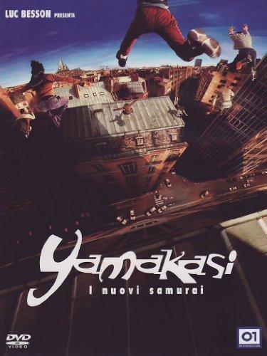 Yamakasi - I Nuovi Samurai by Williams Belle