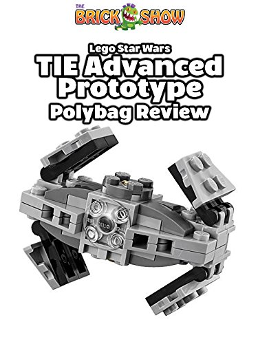 LEGO Star Wars TIE Advanced Prototype Polybag Review (30275)