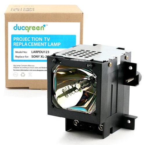 duogreen sony xl 2100u a1606034b projection tv replacement lamp kdf. Black Bedroom Furniture Sets. Home Design Ideas