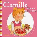 Camille fête son anniversaire