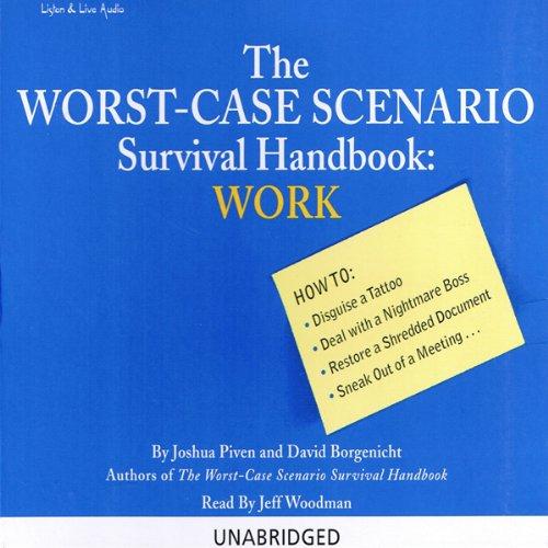 the worstcase scenario survival handbook work audiobook