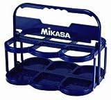ミカサ ボトルキャリアー(6本入) ブルー 折りたたみ式 スクイズボトル6本入り可 BC6-BL