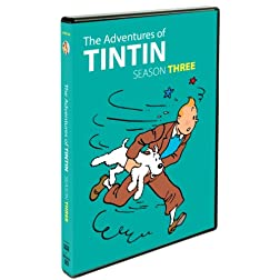 The Adventures Of Tintin: Season Three