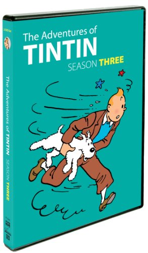 Cover art for  The Adventures Of Tintin: Season Three