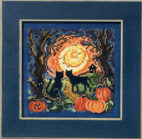 Halloween Cross Stitch Patterns | Shopswell
