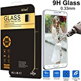 Galaxy Note 3 Screen Protector,by Ailun,Premium Tempered Glass,9H Hardness,2.5D Curved Edge,Ultra Clear,Bubble Free,Anti-Scratch&Fingerprint&Oil Stain Coating,Case Friendly-Siania Retail Package