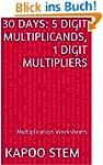 30 Days Math Multiplication Series: 5...