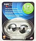 Surefire EP2 CommEar Boost Radio Earpieces EP2-BK-RM2 Right MED,2