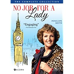 No Job for a Lady: The Complete Collection