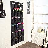 Colleer® praktische Ordnungssysteme an der Tür mit 24 Taschen