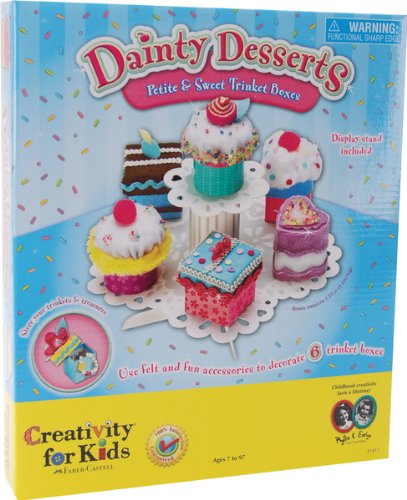 Dainty Desserts & Sweet Trinket Boxes Kit- SKU-PAS664050