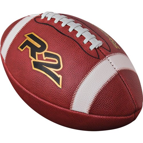 Rawlings R2 Leather Football Official, Brown | Sports Gear ... Rawlings Soccer Balls