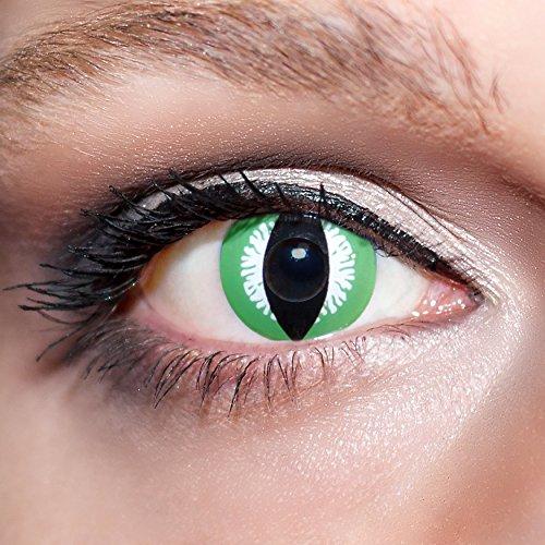 kwiksibs-farbige-kontaktlinsen-grun-schlange-weich-inklusive-behalter-bc-86-mm-dia-140-000-dioptrien