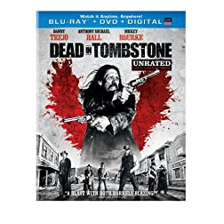 Dead in Tombstone (Blu-ray + DVD + Digital Copy + UltraViolet)