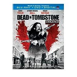 Dead in Tombstone (Blu-ray + DVD + Digital Copy + UltraViolet)