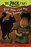 Zack Files 07: Never Trust a Cat Who Wears Earrings