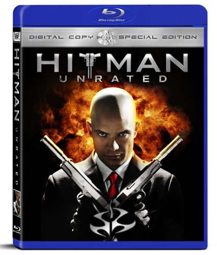 Cover art for  Hitman (+ Digital Copy) [Blu-ray]