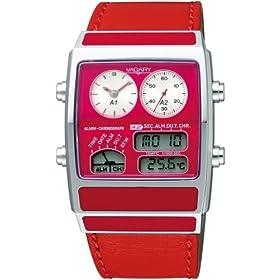 VAGARY (バガリー) 腕時計 クロノグラフ VN2-011-90 レディース