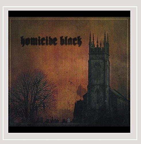CD : Homicide Black - Homicide Black (CD)