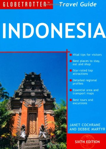Indonesia Travel Pack, 6th (Globetrotter Travel Packs)