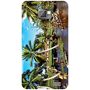 Samsung I9100 Galaxy S2 - Attraction Phone Cover