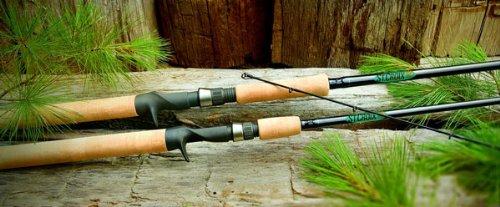 Baitcasting Rods: St  Croix Premier Casting Rods Model