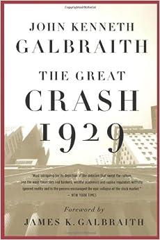 john kenneth galbraith the great crash 1929 pdf