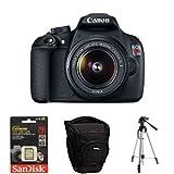 Canon-EOS-Rebel-T5-EF-S-18-55mm-IS-II-Digital-SLR-Kit-+-Accessories