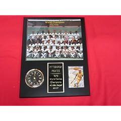 J&C Baseball Clubhouse JC000675 Pittsburgh Pirates 1979 World Champions... by J & C Baseball Clubhouse