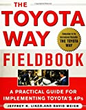 img - for The Toyota Way Fieldbook book / textbook / text book