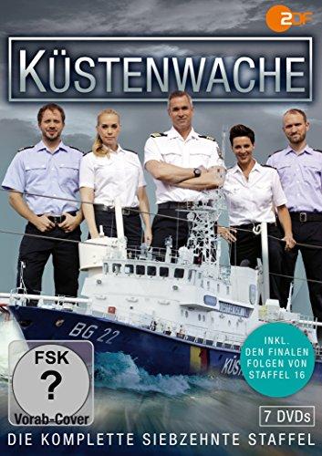 Küstenwache - Die komplette siebzehnte Staffel (inkl. den unveröffentlichten finalen Folgen von Staffel 16) [7 Discs]