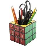 Spinning Hat Rubik's Cube Desk Tidy