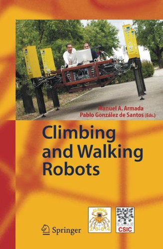 Climbing and Walking Robots: Proceedings of the 7th International Conference CLAWAR 2004