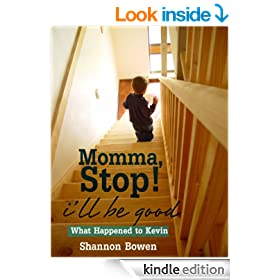 Momma, Stop! I'll Be Good! (Shannon's NH Diaries)