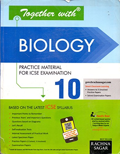 Together With Biology ICSE - 10