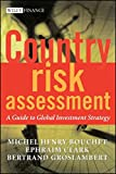 img - for Country Risk Assessment: A Guide to Global Investment Strategy book / textbook / text book