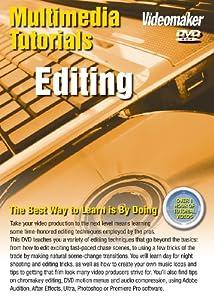 Videomaker Multimedia Tutorial: Editing (DVD-ROM) [Interactive DVD]
