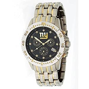 New York Giants NFL Mens Legend Series Watch by Game Time