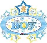 Baby Boy Marquee Super Shape