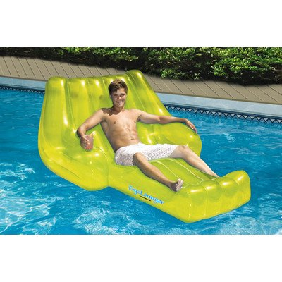 Swimline Cool Chaise Pool Lounger front-612251