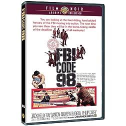FBI Code 98