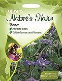 Unwins Pictorial Packet - Natures Heaven Borage - 200 Seeds
