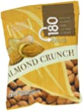 Mareblu Naturals Almond Crunch, 1.25-Ounce Bags (Pack of 10)