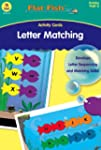 Flat Fish Act.Cards-Letter Match(PreK-2