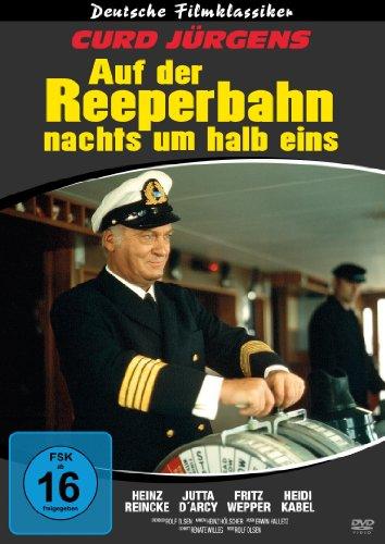 Auf Der Reeperbahn Nachts Um Halb Eins - Deutsche Filmklassiker [Alemania] [DVD]