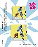 London 2012 Olympic and Paralympic Games sports Stamp and Pin Collection - CYCLING (No.2 in a set of 30)