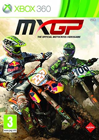 MXGP - The Official Motocross Videogame (Xbox 360)