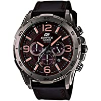 Casio Edifice Stopwatch Chronograph Brown Dial Men's Watch - EFR-538L-5AVUDF (EX184)