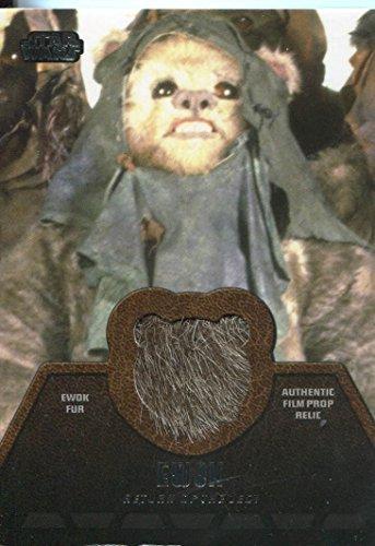 Star Wars Jedi Legacy-Giacca a vento Ewok pelliccia Relic ER-7-Giacca a vento Ewok